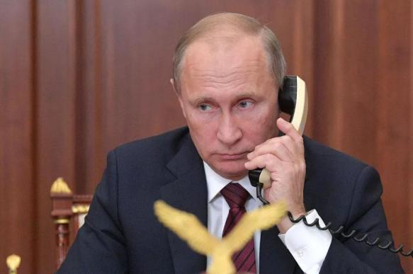 Президент РФ выразил озабоченность в связи с гибелью Сулеймани