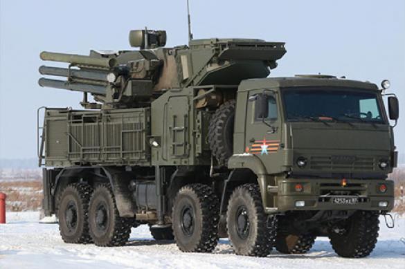 """""""Панцирь-С"""" оснастили новейшей гиперзвуковой ракетой"""