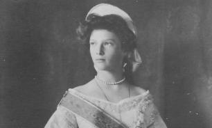 Княжна Татьяна - любимица императрицы