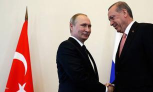 Владимир Путин и Реджеп Эрдоган встретились на полях G20