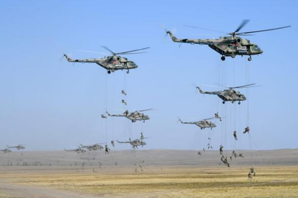 Ульяновские десантники попали в книгу рекордов Вооруженных сил РФ