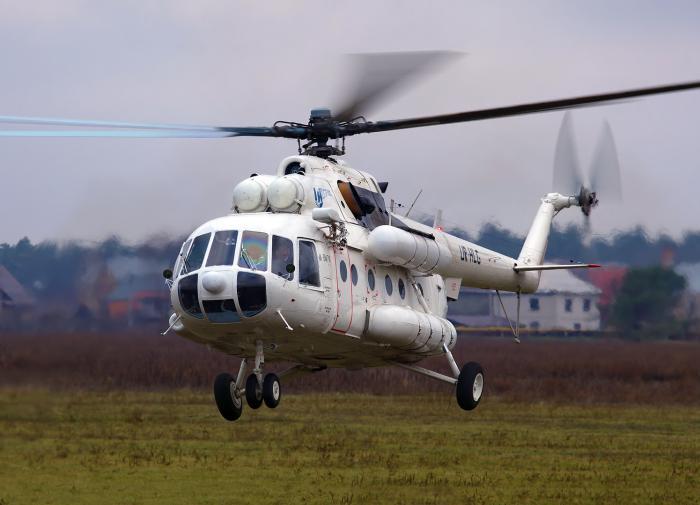 Вертолеты Ми-8 будут продаваться гражданским заказчикам