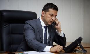 Зеленский хочет подключить США к дискуссии по Донбассу