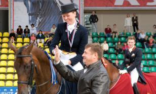 """Сергей Пузько:""""Я считаю, что без хорошей лошади не может быть хорошего спортсмена."""""""