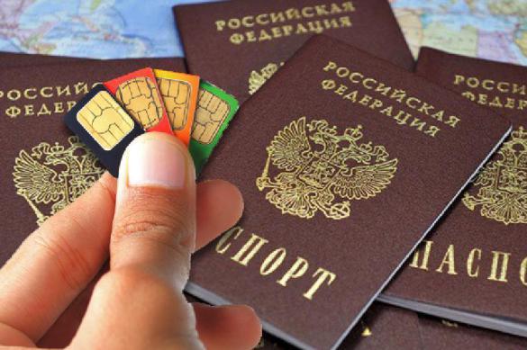 В России могут ввести учет сим-карт