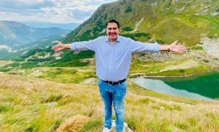 На офис партии Саакашвили в Гори напали двое