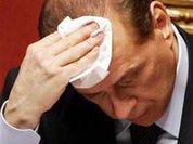 Французская полиция расследует ЧП на вилле Берлускони