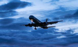 """В """"самый бесполезный аэропорт"""" мира впервые прилетел самолет"""