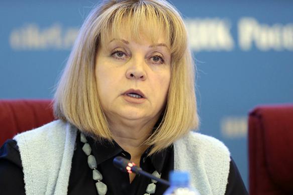 Памфилова назвала неприемлемым шантаж ЦИК с помощью митингов