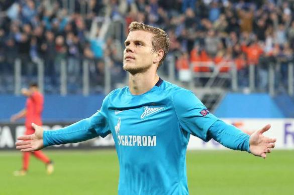 Кокорин признан лучшим футболистом марта в России
