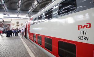 Турист назвал основные минусы поездок на двухэтажных поездах по России