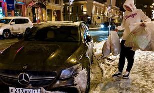 Брата Кокорина оштрафовали за отказ снять тонировку с автомобиля