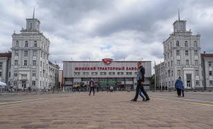 У Минского тракторного завода начались задержания забастовщиков