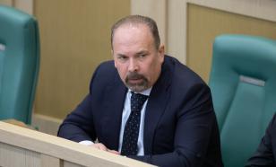 """""""Сейчас буду разбираться"""": Михаил Мень не в курсе своего задержания"""