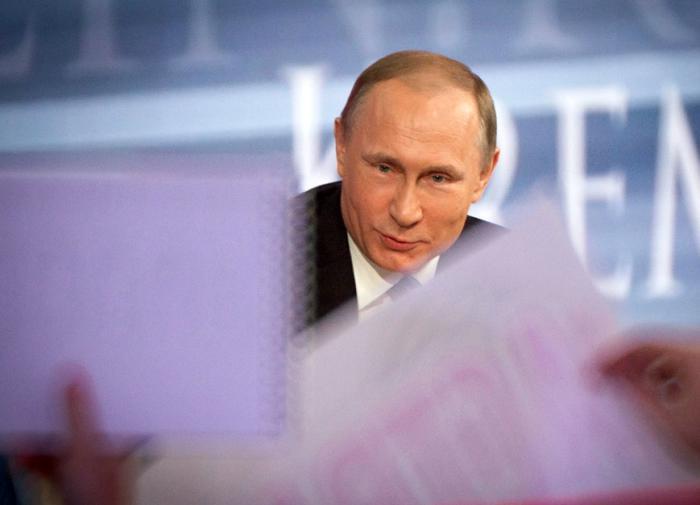 Путин заявил о развитии демократии в России