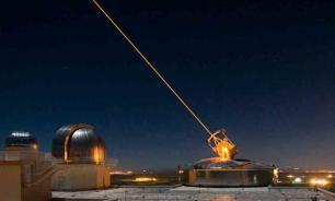Лазер отгонит астероиды от Земли