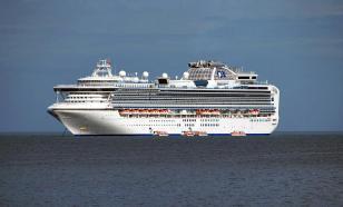 Новые случаи заражения коронавирусом на лайнере Diamond Princess