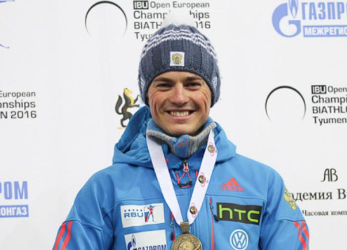 Бабиков выиграл отборочный масс-старт на Кубок мира
