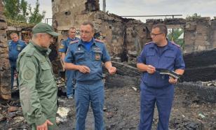 В Саратовской области завели уголовное дело из-за гибели пяти человек на пожаре