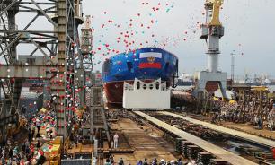 В Санкт-Петербурге спустят на воду уникальный ледокол