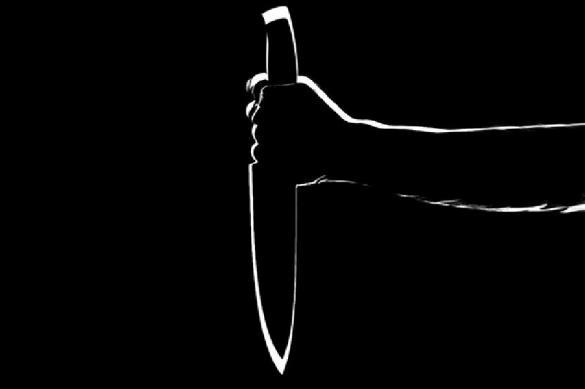 Житель Волгоградской области порезал ножом двоих детей