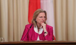 Глава МИД Австрии заявила о возможности новых санкций против России