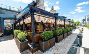 Рестораторы Москвы откроют более 3 тыс. летних кафе