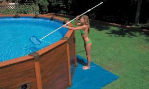 Как ухаживать за дачным бассейном