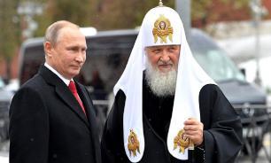 Патриарх Кирилл: деньги не решат проблем демографии