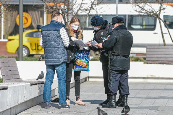 Более 700 тысяч москвичей запросили пропуска на передвижение по столице
