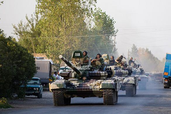 """Армения: """"События в Карабахе - результат сговора Эрдогана и Алиева"""""""