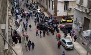 Третий взрыв в Египте: бомба сработала у входа в церковь в Александрии