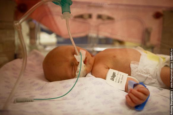 Смоленские врачи по ошибке укололи младенца барием