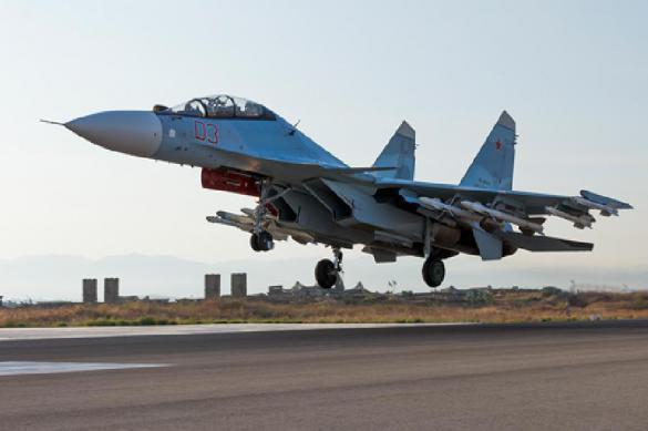 Нестандартную посадку Су-57 назвали штатной ситуацией