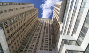В Москве упали в цене квартиры в новых домах