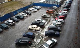 С 1 по 9 января парковки Москвы будут бесплатными