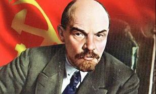 Круче, чем Терминатор: Прилепин поздравил Ленина с днём рождения