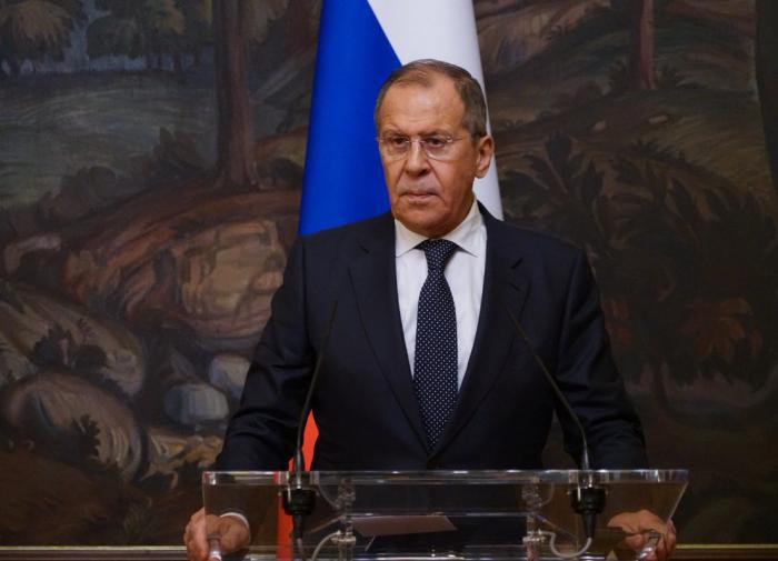 """Сергей Лавров: """"Запад не любит Россию. К этому надо просто привыкнуть"""""""