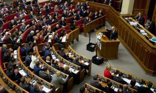 Оппозиция на Украине в глубоком подполье