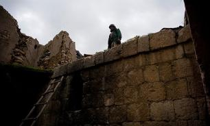 В Пальмире найдено крупное захоронение жертв ИГИЛ