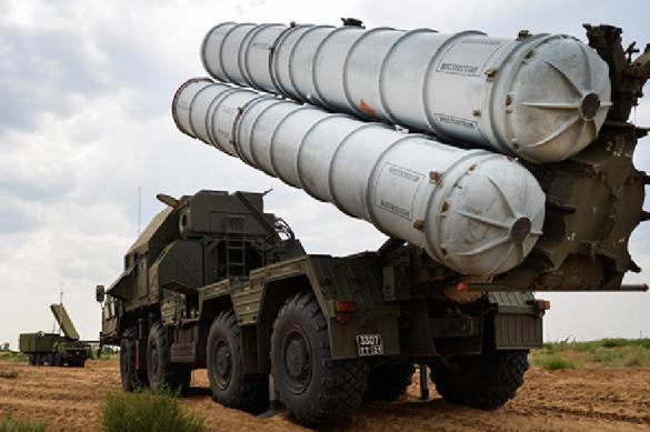 Российские силы ПВО отстрелялись по стратосфере