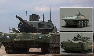 """Без """"Армат"""": почему российскую армию оставляют без новейших танков"""