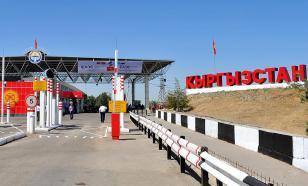 Киргизия временно не выдает визы китайцам