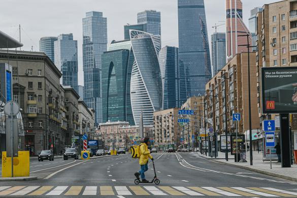 Россия становится горячей коронавирусной точкой Европы