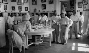 Как ездили на курорты в 1925-м году