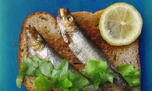 Социологи: в России выходят из моды рыбные продукты