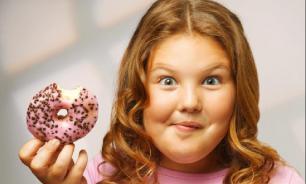 Главная причина детского ожирения - переедание