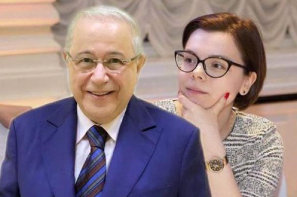 Молодая жена Петросяна нарушила диету