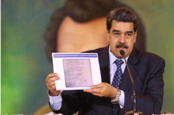 СМИ: Гуайдо готовил вооруженный переворот. Это факт