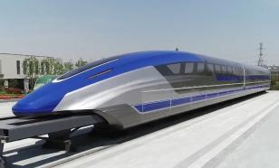 """Эксперт: """"летающие"""" поезда - не революция в мире транспорта"""